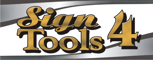 SignTools 4 For CorelDRAW Vinyl Cutting Software - Vinyl